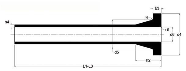 FRP Flange / DIN Standard Dimensions